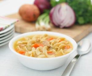 Elder Care Holmdel Township, NJ: Soups That Help Colds