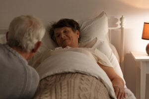 Senior Care Old Bridge Township, NJ: Sleep Information
