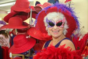 Senior Care Freehold Township, NJ: Red Hat Ladies